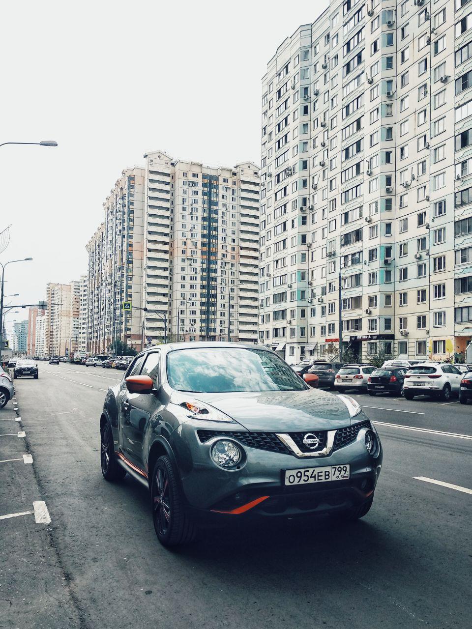 Только для девочек: тест-драйв Nissan Juke