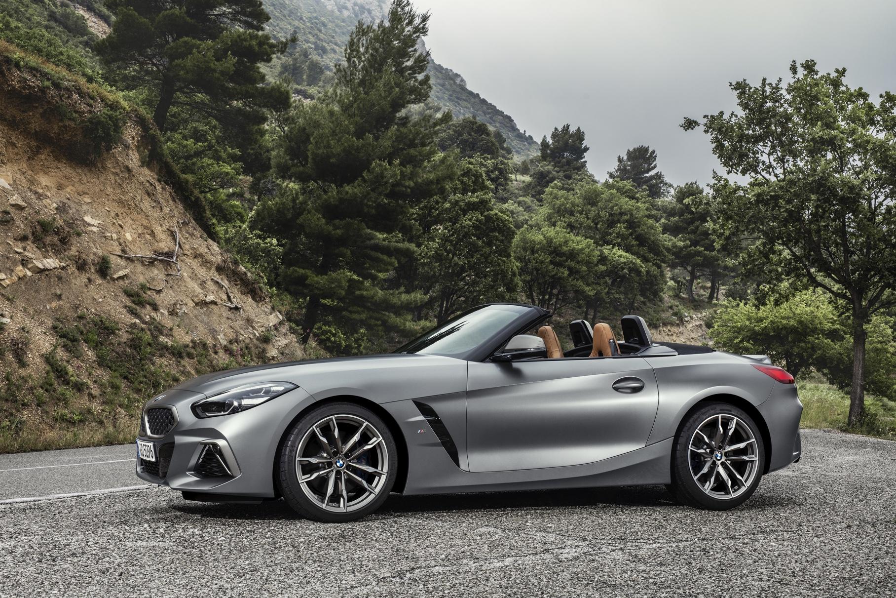 BMW Z4: подробности об обновлении