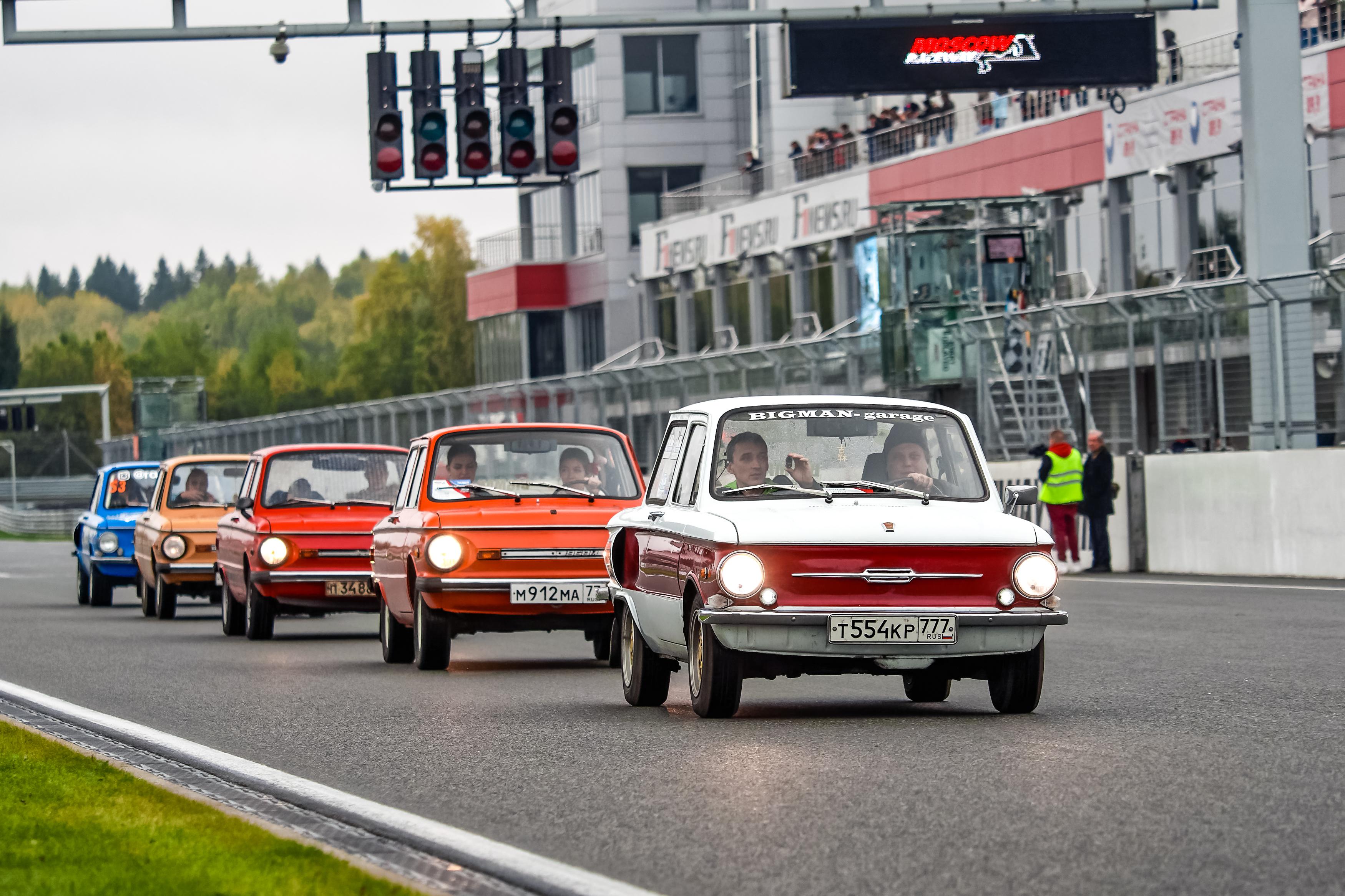 Закрытие сезона  Moscow Classic Grand Prix 2018