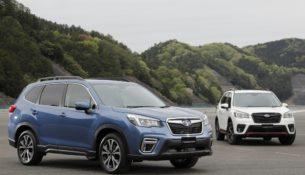 Объявлены цены на новый Subaru Forester
