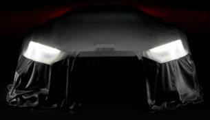 Audi готовит к Парижу R8