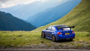 Subaru WRX STI установил рекорд «лучшей дороги в мире»