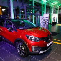 Новый игрок петербургского рынка: открылся еще один автосалон Renault
