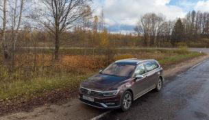 Обновление Volkswagen Passat - известны подробности