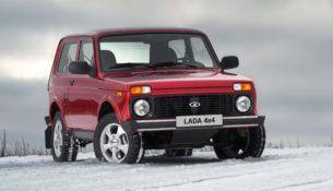 Lada 4x4 отзывают из-за проблем