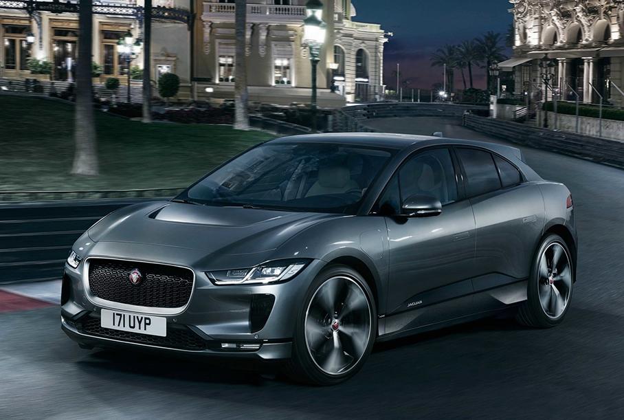 Jaguar начал продажи I-Pace в России