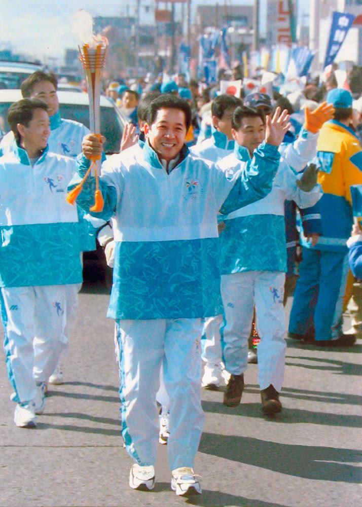 Олимпийский огонь приедет в Токио на Тойоте