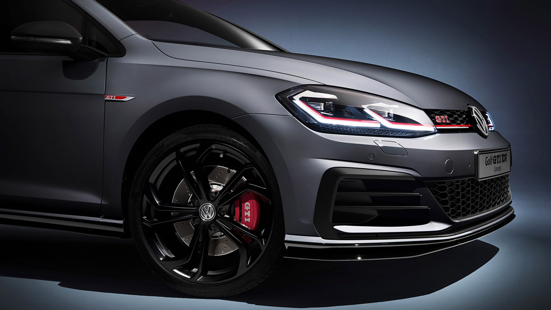 Самый мощный и быстрый VW Golf