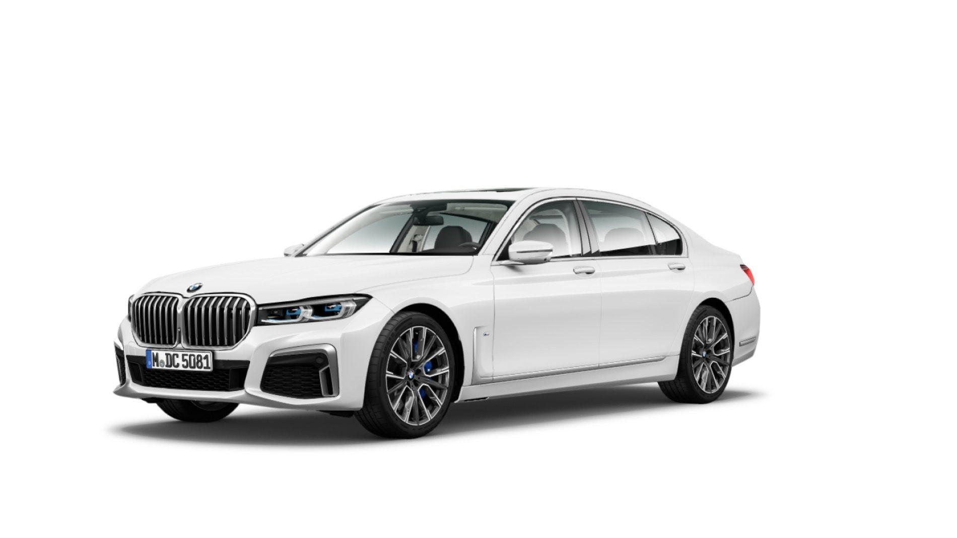 "BMW 7 серии получит ""ноздри"" от X7"