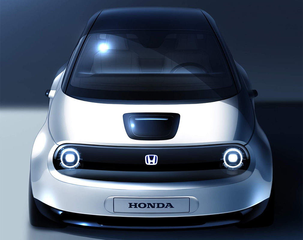 Honda представит в Женеве электромобиль