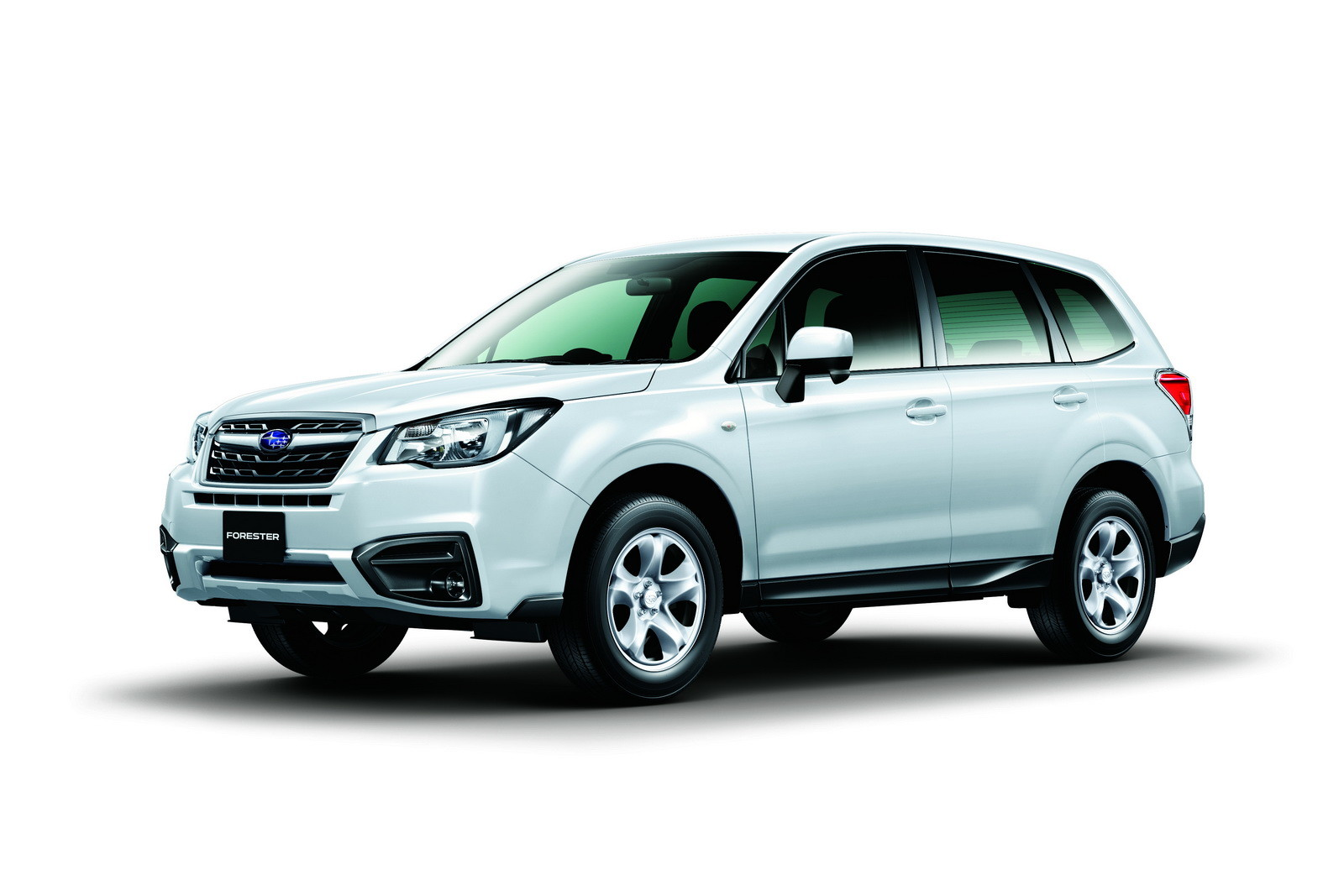 Subaru Forester обновился