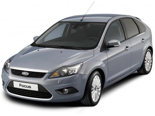 Без галстука. Ford Focus 2
