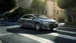 Какой станет новая Toyota Corolla