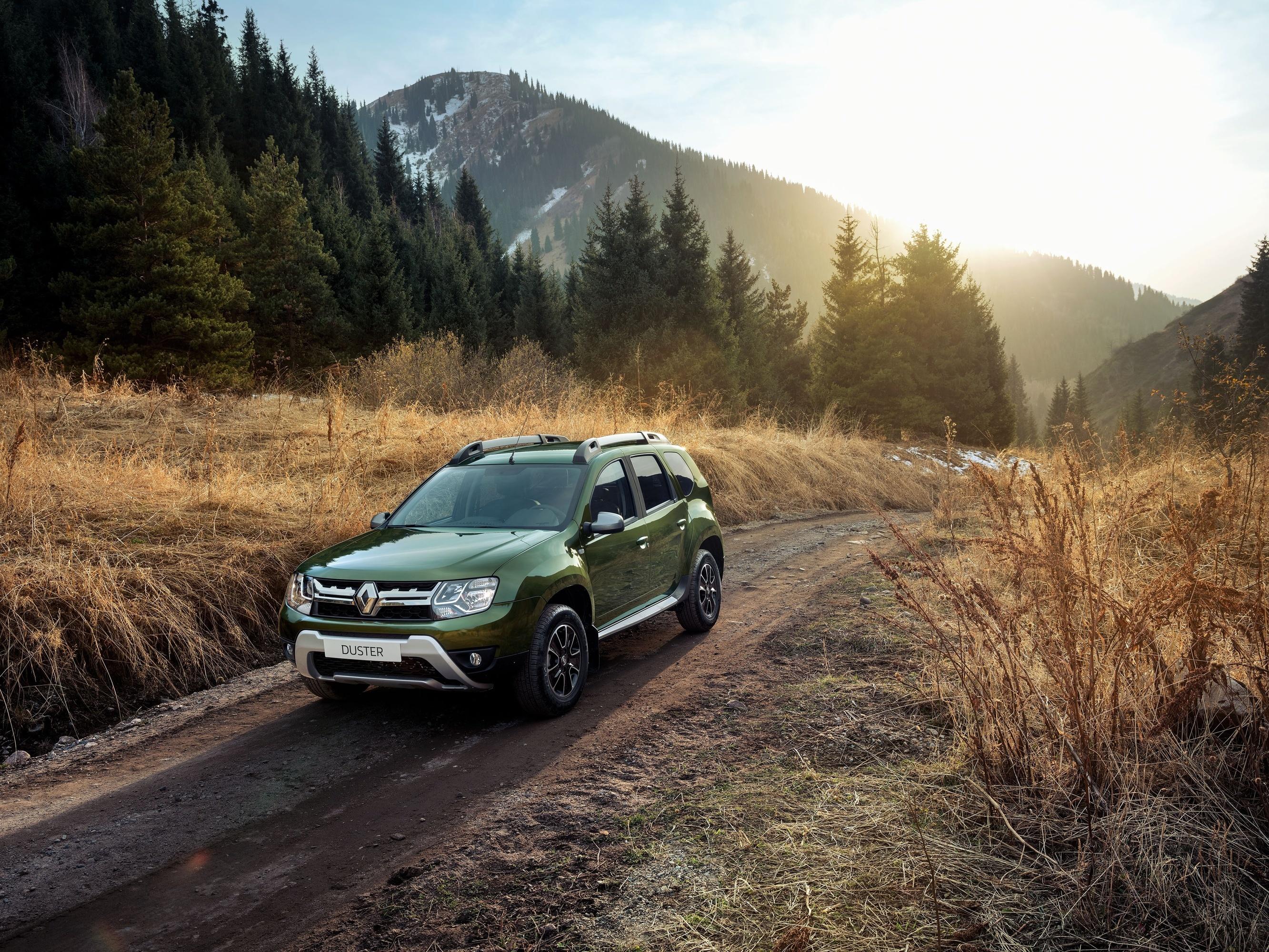 Renault Duster обновится для России