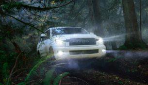 Toyota сделала версию Sequoia для внедорожного отдыха