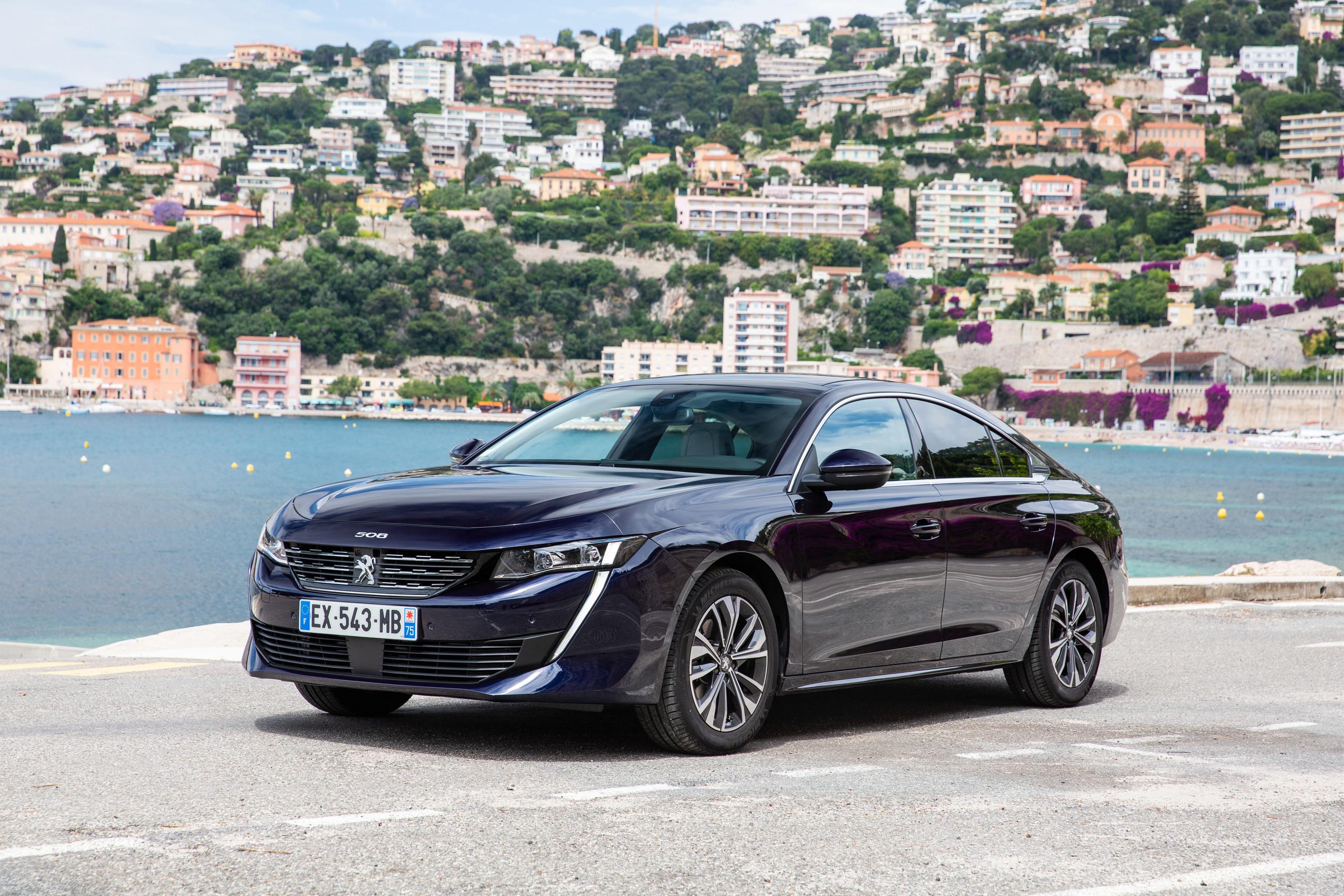 В Россию приедет Peugeot 508