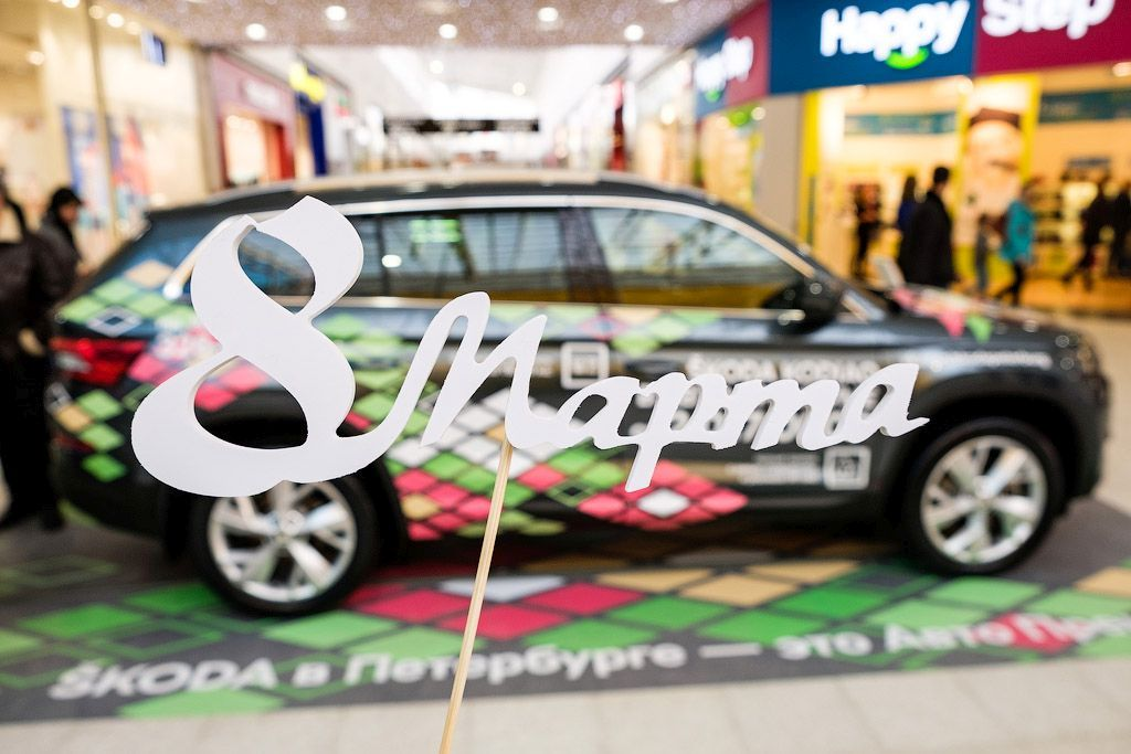 «Авто Премиум» откроет экспозицию вОхтаМолле