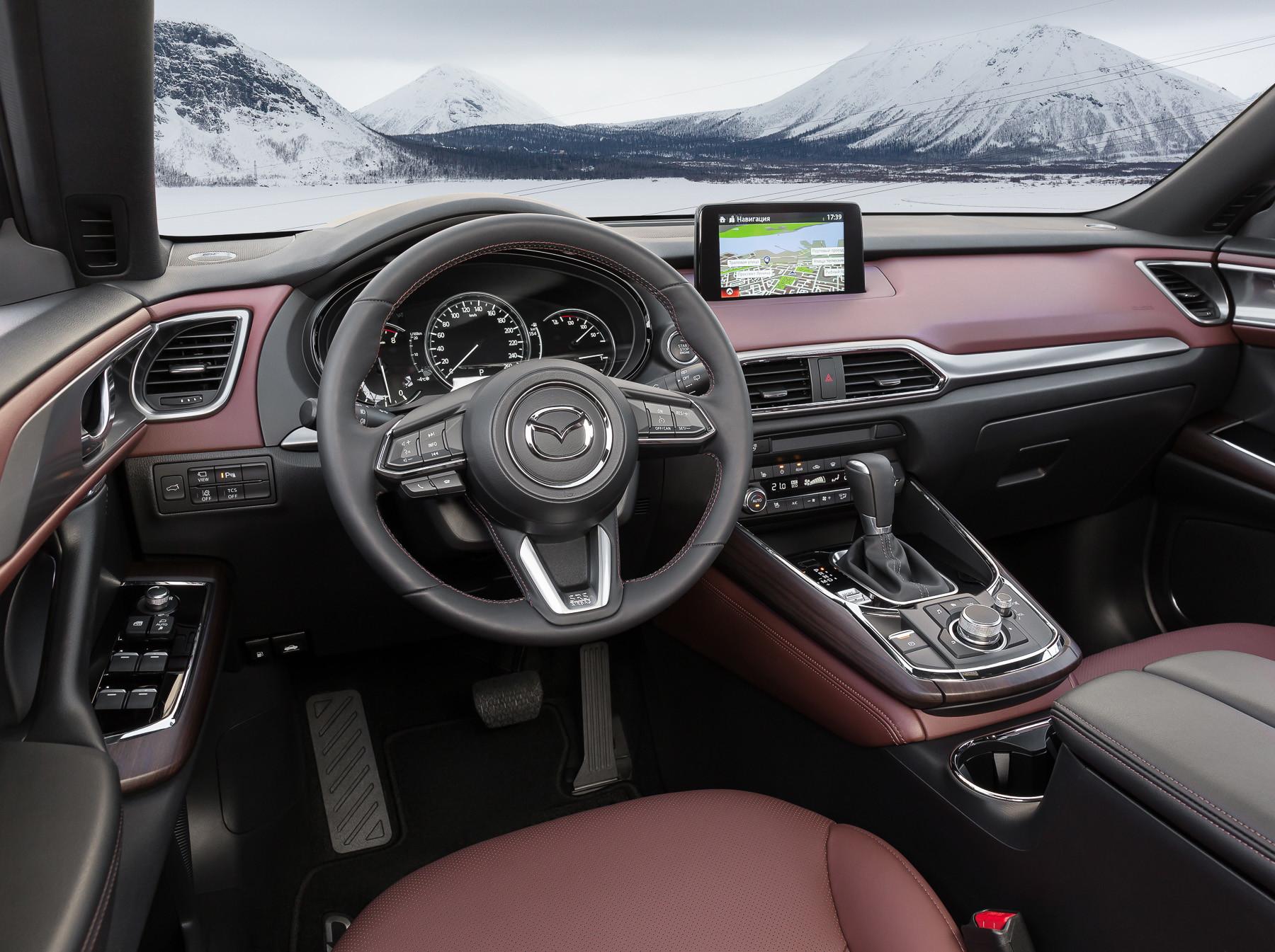 Mazda CX-9 обновилась и подешевела