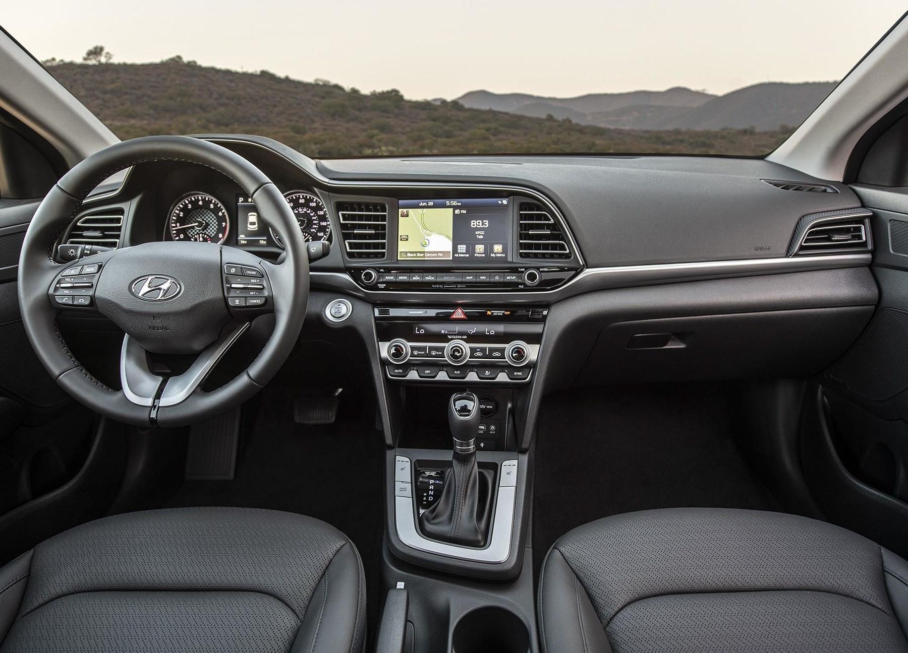 Hyundai Elantra получила российский ценник
