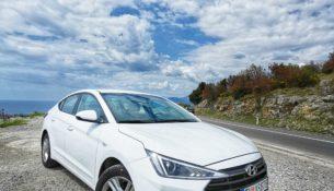 Тест-драйв новой Hyundai Elantra: сел и поехал