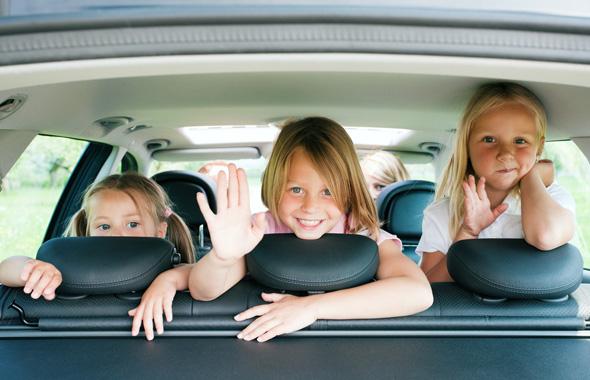 ГИБДД предлагает снизить максимальную скорость для водителей с детьми