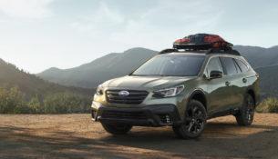 Новой Subaru Outback вернули турбомотор