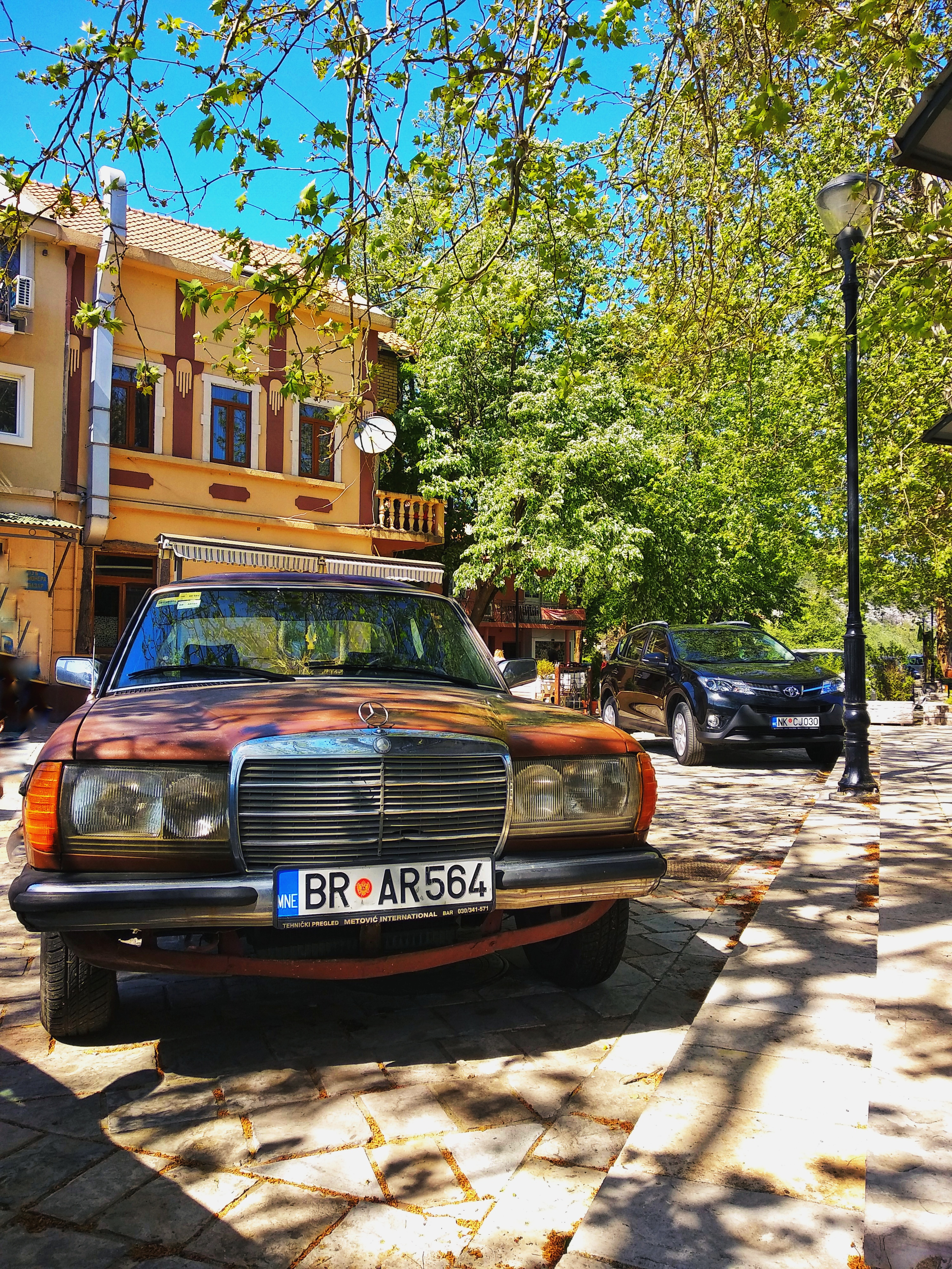 Как путешествовать по Черногории на автомобиле