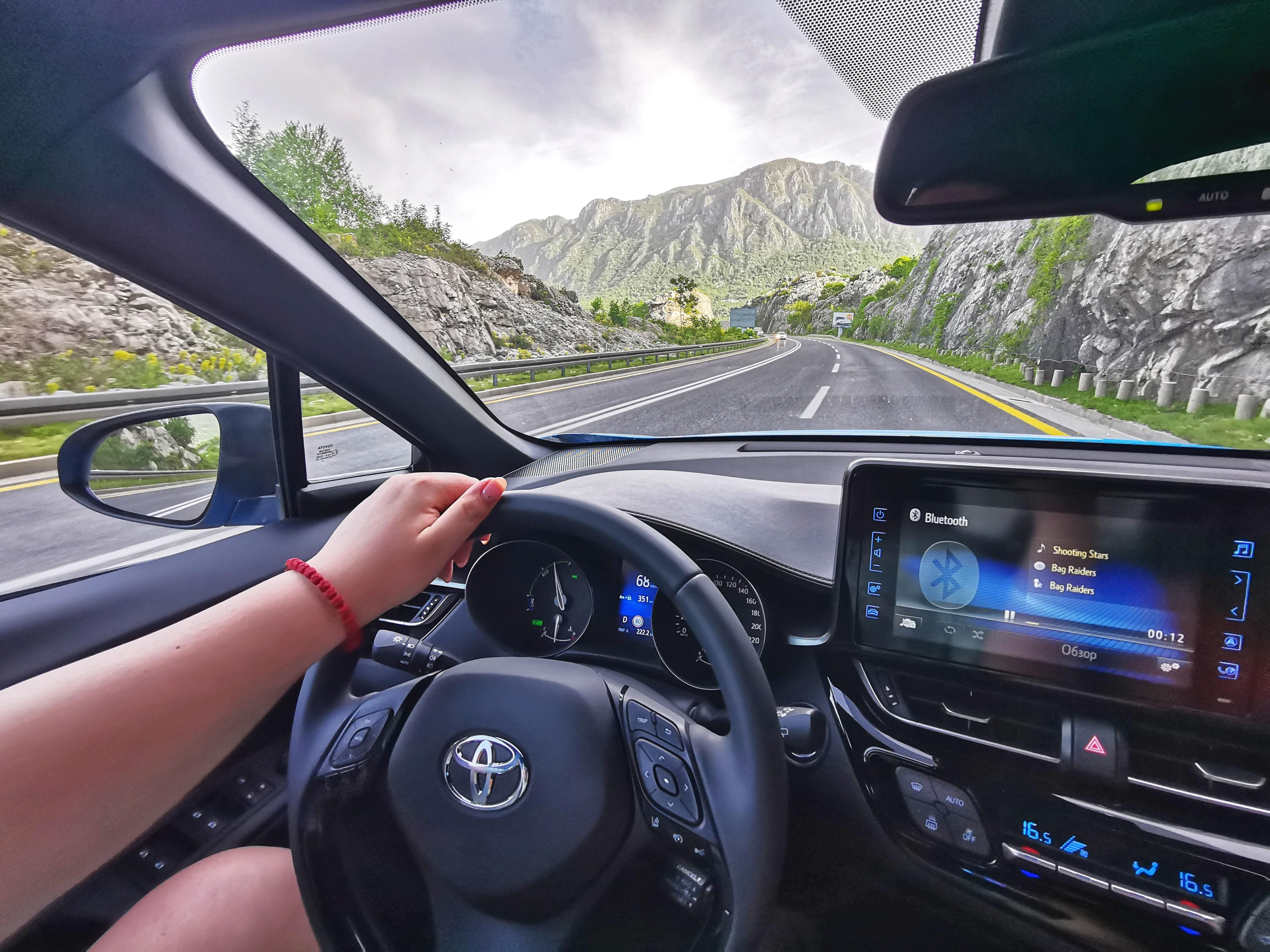 Отзыв о Сел и Поехал - службе проката авто в Черногории