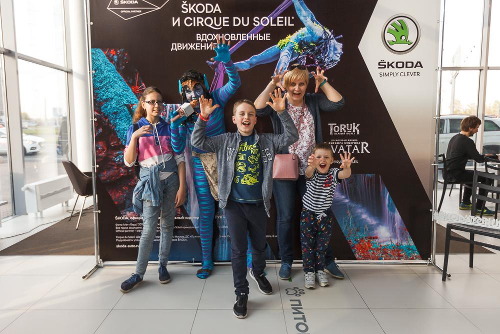 По следам Аватара: космические развлечения для всей семьи в Сигма Сервис