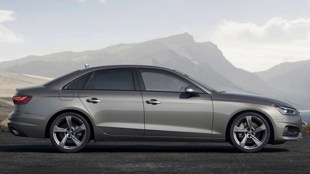 Audi A4 получит новый дизайн