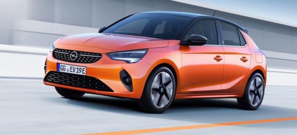 Новый Opel Corsa рассекречен
