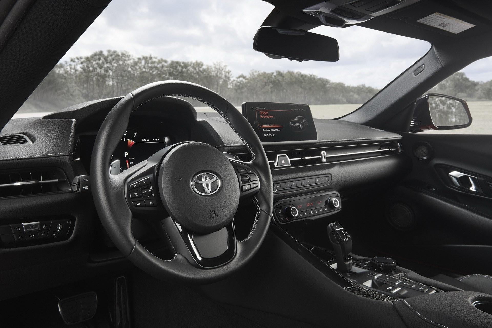 Новая Toyota Supra в России - 22 машины на весь 2019 год