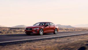 Новый Volvo S60 будет стоить от 2.3 миллиона рублей