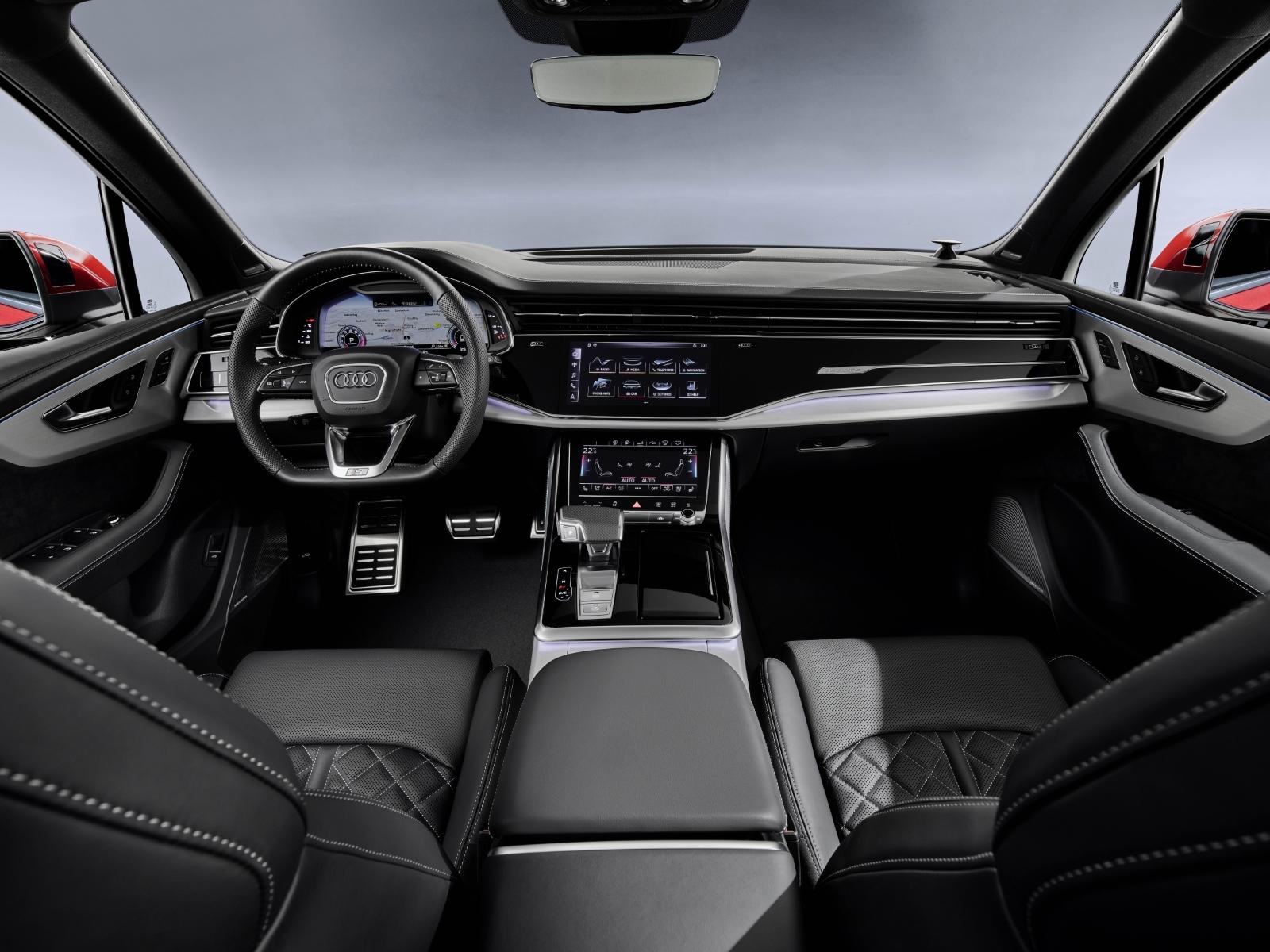 Обновленный Q7 от Audi стал ближе к Q8