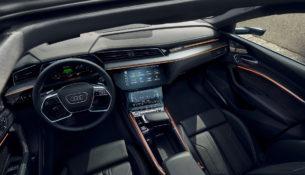 Audi в будущем может отказаться от тачскринов в интерьере