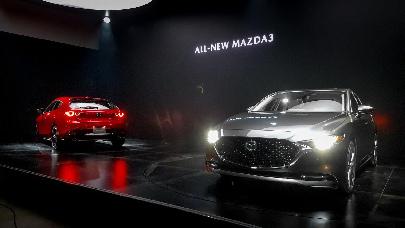 Новая Mazda 3 приедет в Россию - теперь ясно, когда