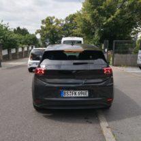 Электромобиль VW ID.3 сняли без камуфляжа