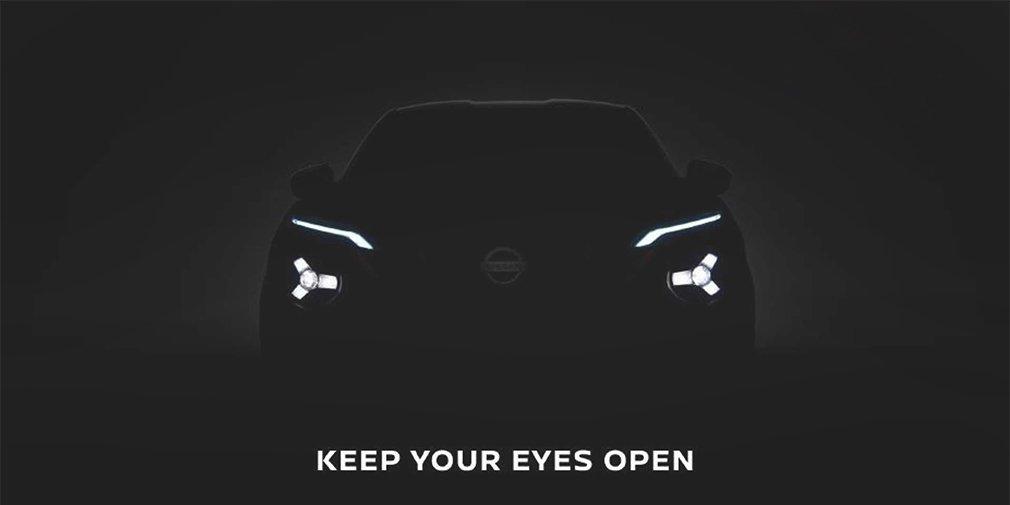 Nissan показал изображение нового Juke