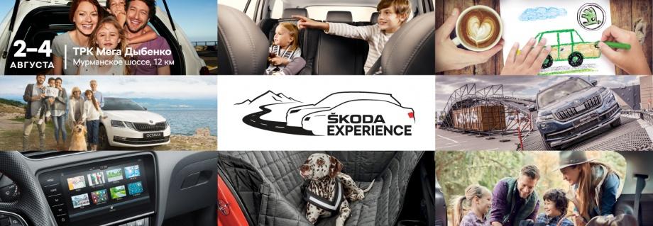 ŠKODA EXPERIENCE: чешский бренд вновь проводит уникальный мультимедийный внедорожный тест-драйв