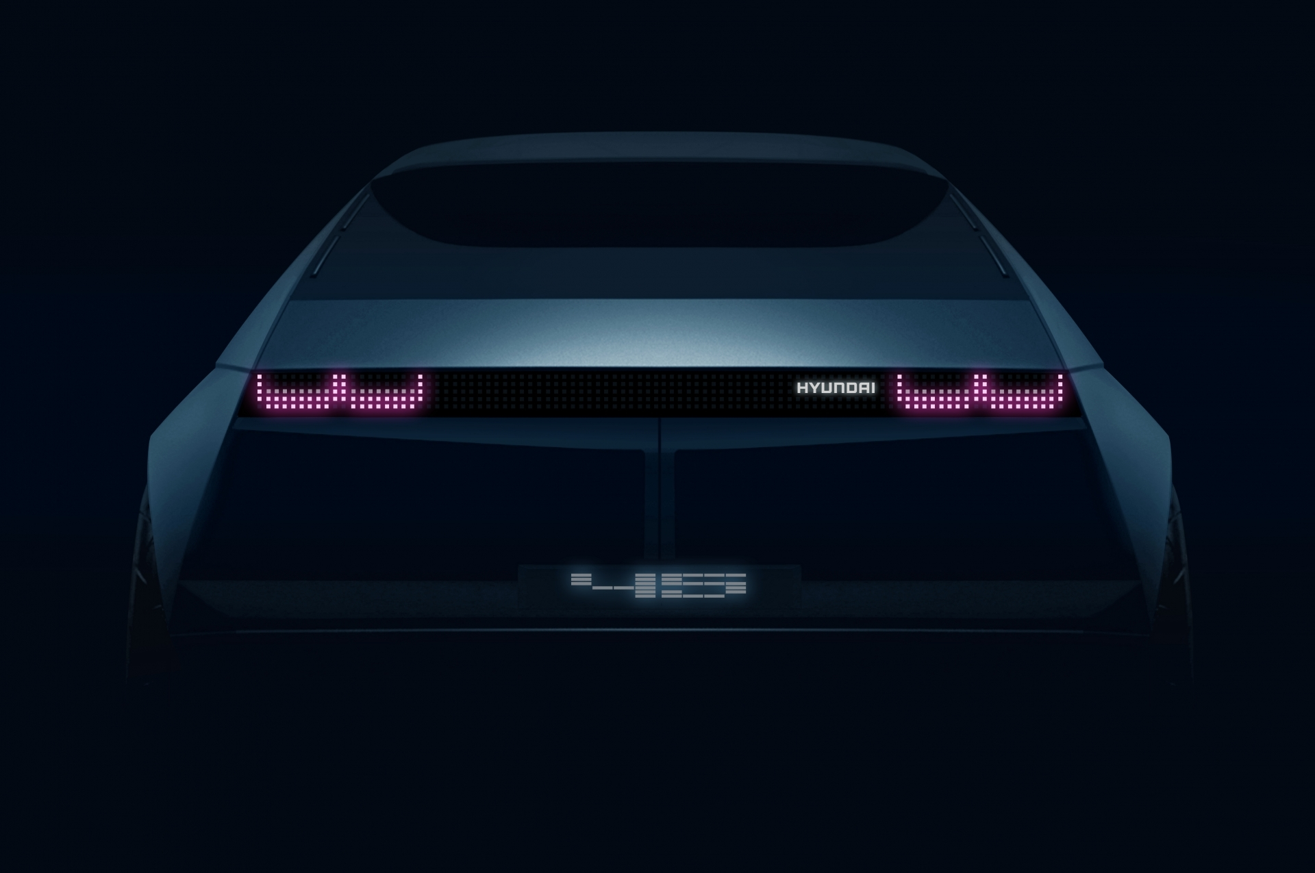 Hyundai покажет в Европе электрический концепт 45
