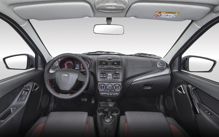 """На рынок выходит Drive Active - """"заряженная"""" версия Lada Granta"""