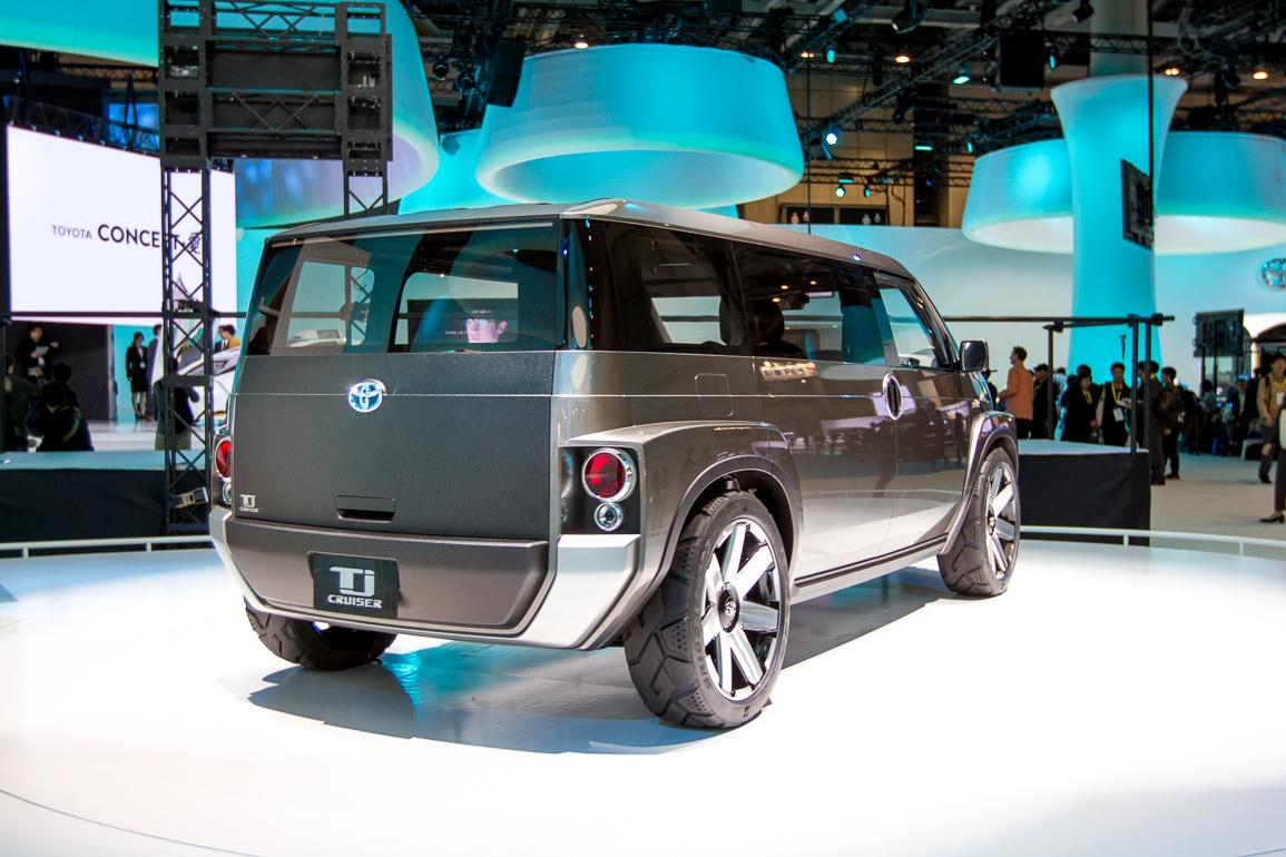 """Toyota готовит концепт Tj Cruiser """"в серию"""""""