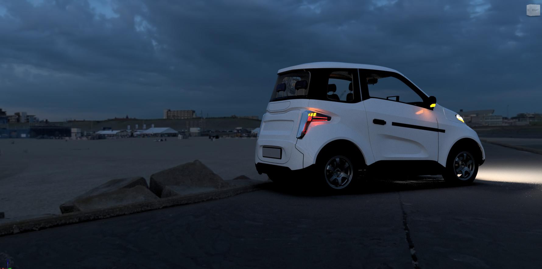 В России появится дешевый электромобиль локальной сборки