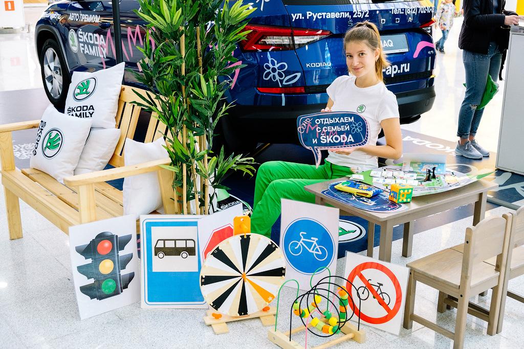 «Авто Премиум» организовал семейный праздник в МЕГА Парнас