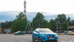 Nissan объявил дату продаж нового Qashqai в России