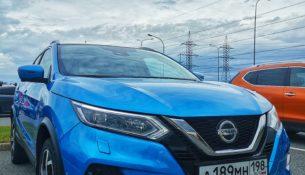 Россиянин с японскими корнями: тест-драйв нового Nissan Qashqai