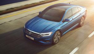 Первые подробности о новом VW Jetta для России