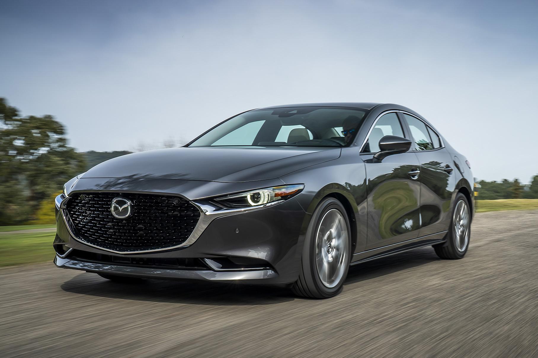 Новая Mazda 3 скоро появится в России
