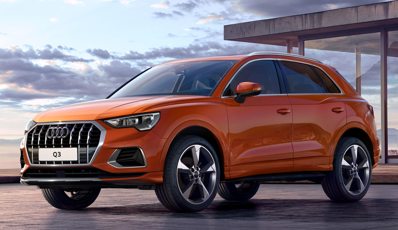 Audi рассказала о новом Q3