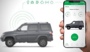 УАЗ Connect - начинается тестирование